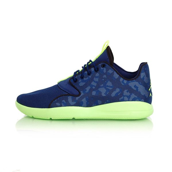 new style 3a695 098f7 Air Jordan Eclipse Insignia Blue Green Sneakers