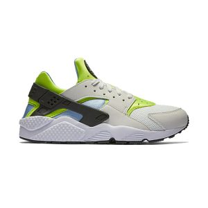 Nike Air Huarache Off White Barely Volt Bluecap