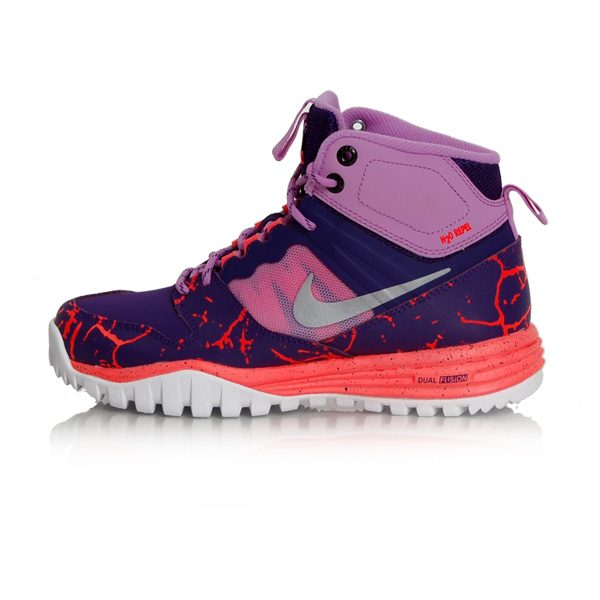Nike Dual Fusion Hills Mid Lava Sneakers