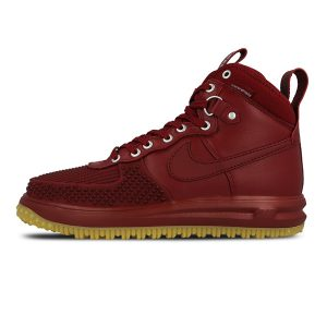 Nike Lunar Force 1 Duckboot Sneakers Team Red