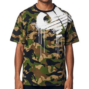 Pelle Pelle Demolition Camo T-shirt