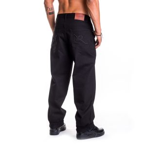 Rocawear Double R Baggy Fit Denim Black