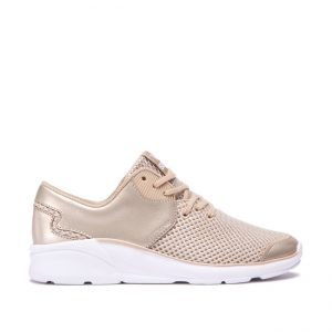 Supra Noiz Rose Gold Sneakers