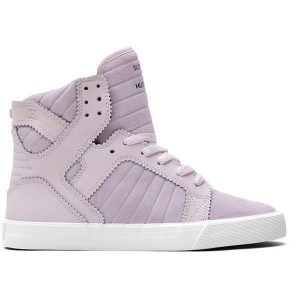 Supra Skytop High Shrinking Violet Sneakers