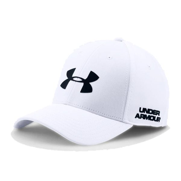 UNDER ARMOUR UA Golf Headline Cap White