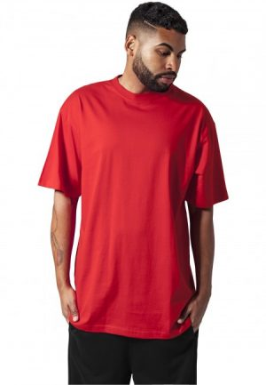 Urban Classics Tall Tee Red