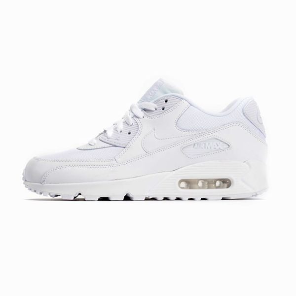Nike Air Max 90 MESH (GS) Sneakers Hvit - EASTSIDE STREETWEAR 226384fb4
