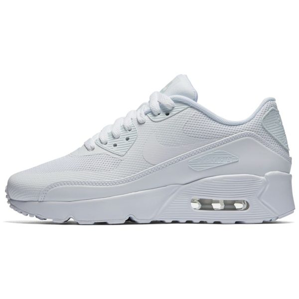 new concept faa29 4705f Nike Air Max 90 ULTRA 2.0 (GS) Sneakers White Pure Platinum