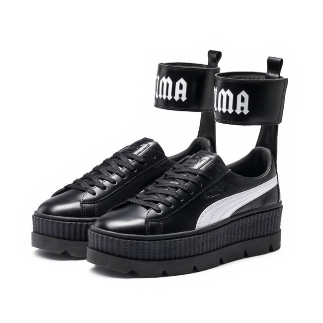 d274b9f8dcf9 Puma X Fenty by Rihanna Ankle Strap Women`s Sneakers - EASTSIDE ...