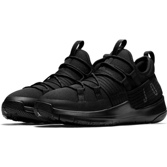 1179d2b3450e Air Jordan Trainer Pro Training Black Sneakers - EASTSIDE STREETWEAR