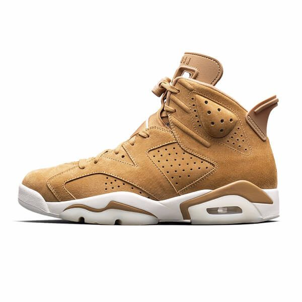 pretty nice 9eea8 db649 Air Jordan 6 Retro Harvest Wheat 384664-705 - 47.5 - 13 - 12 - 31 cm